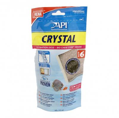 Product spotlight - API's Crystal